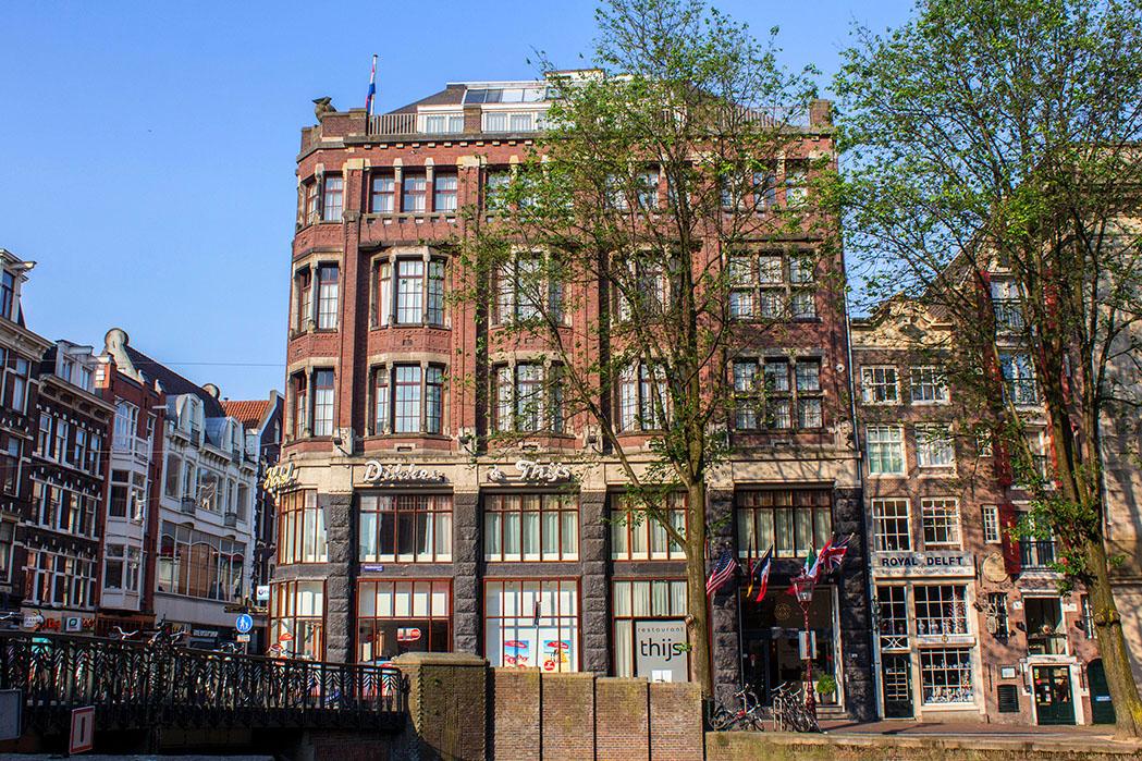 Dikker Thijs Fenice Hotel Amsterdam Netherlands