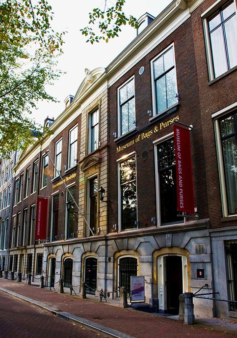 Tassenmuseum Hendrikje Amsterdam Canal District