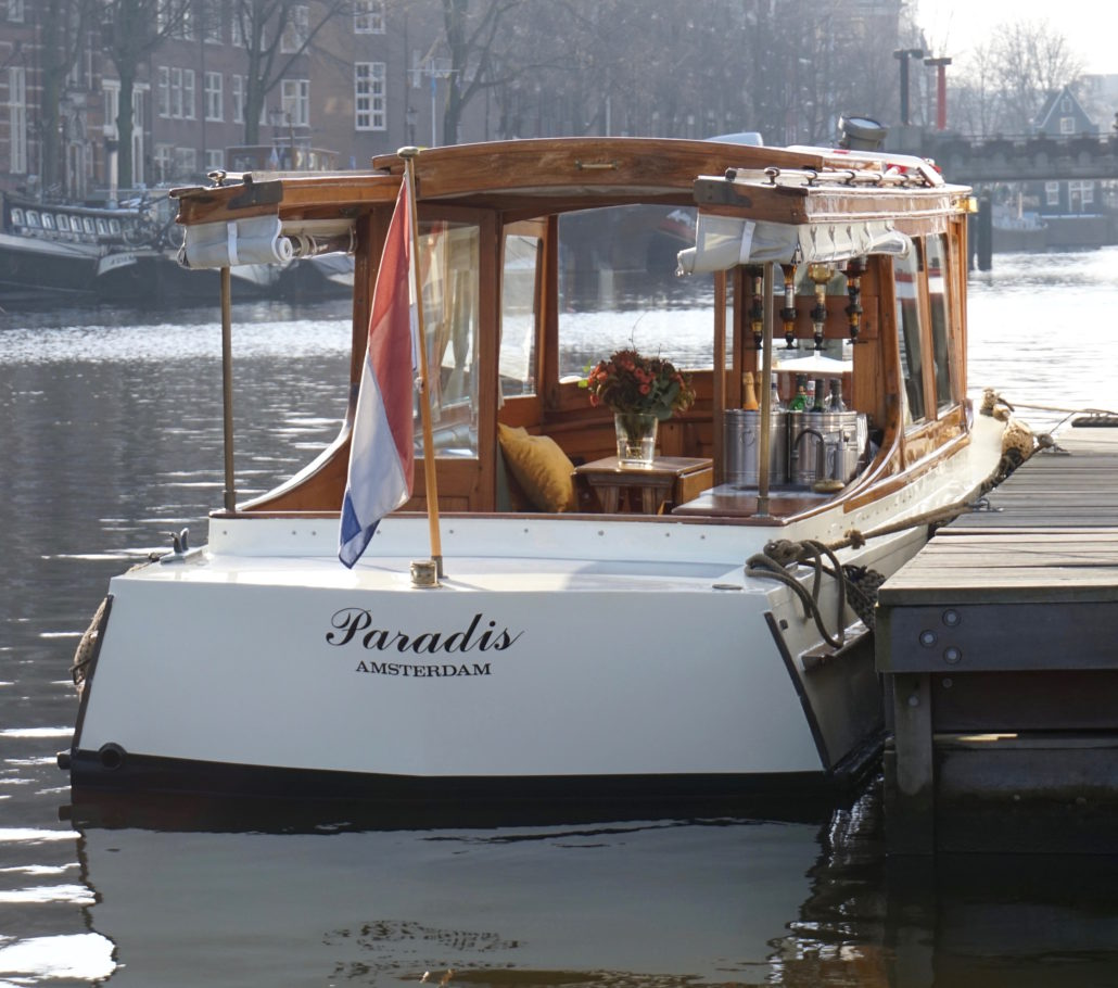 Private Boat Tours Amsterdam Canal District